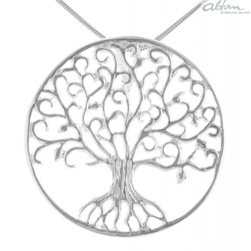 silberschmuck anh nger lebensbaum der gro handel f r sterling silber. Black Bedroom Furniture Sets. Home Design Ideas