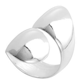 Piper - Silberring plain - poliert