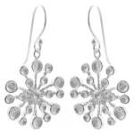 Soleno - Silber Ohrringe plain - poliert