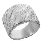 Valerian - Silberring plain - poliert