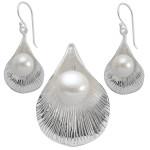 Phuopsi - Silber Set plain - poliert