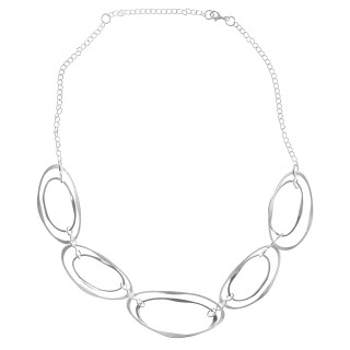 Silber Collier-Armband - S90100
