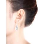 Galran - Silber Ohrringe plain - poliert