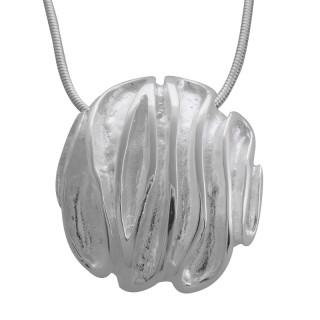 Plain-Silberanhänger  - poliert - ppa16471