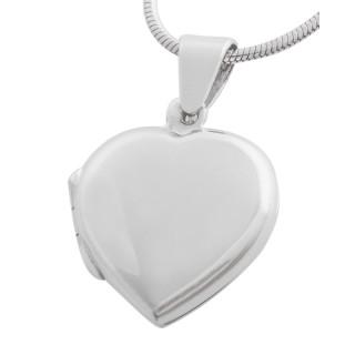 Silber-Medallion  - poliert - pma19093