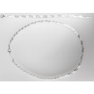 S70900 - Silber Collier-Armband