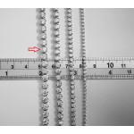 Armband - Rund - Poliert mit Zirkonia - CBT1010