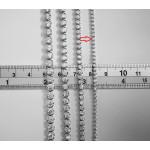 Armband - Rund - Poliert mit Zirkonia - CBT1014