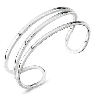 Armreif-Silber - poliert - CBG10054