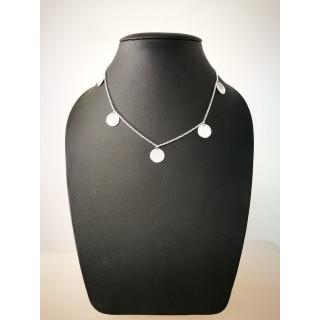 Silberkette - 54300 - Große Kreise