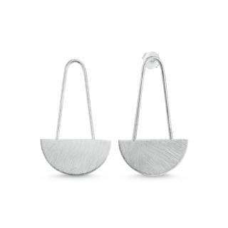 Ohrring  -EPA12081 - Gebürstet
