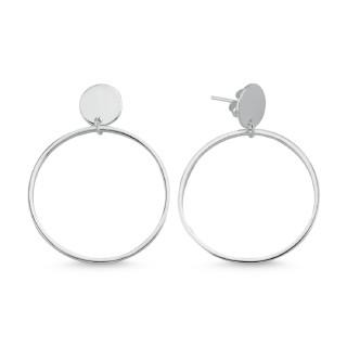 Ohrring  -EPA11922 - Poliert