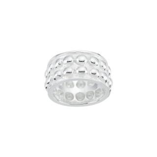 Silberring plain - poliert - R7794