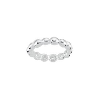 Silberring plain - poliert - R7798