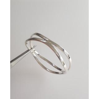 Armreif-Silber - CBG10101