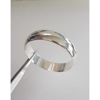 Armreif-Silber - CBG10044-12 - poliert 12 mm