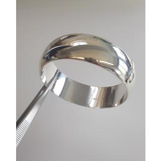 Armreif-Silber - CBG10044-16 - poliert 16 mm