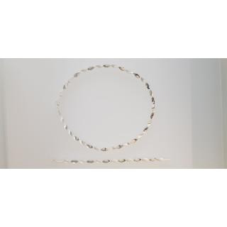 Silber Collier-Armband - S55200