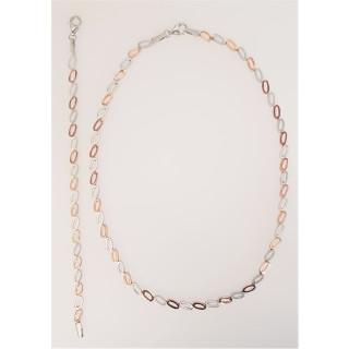 Silber Collier-Armband - SR70800