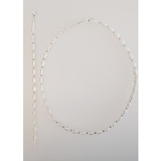 Silber Collier-Armband - S75900