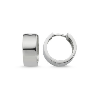 Silbercreole - CA4254 rhodiniert