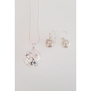 Silber Set  SA166