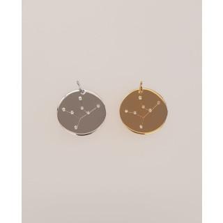 Silberanhänger Sternbild Jungfrau AZ6761